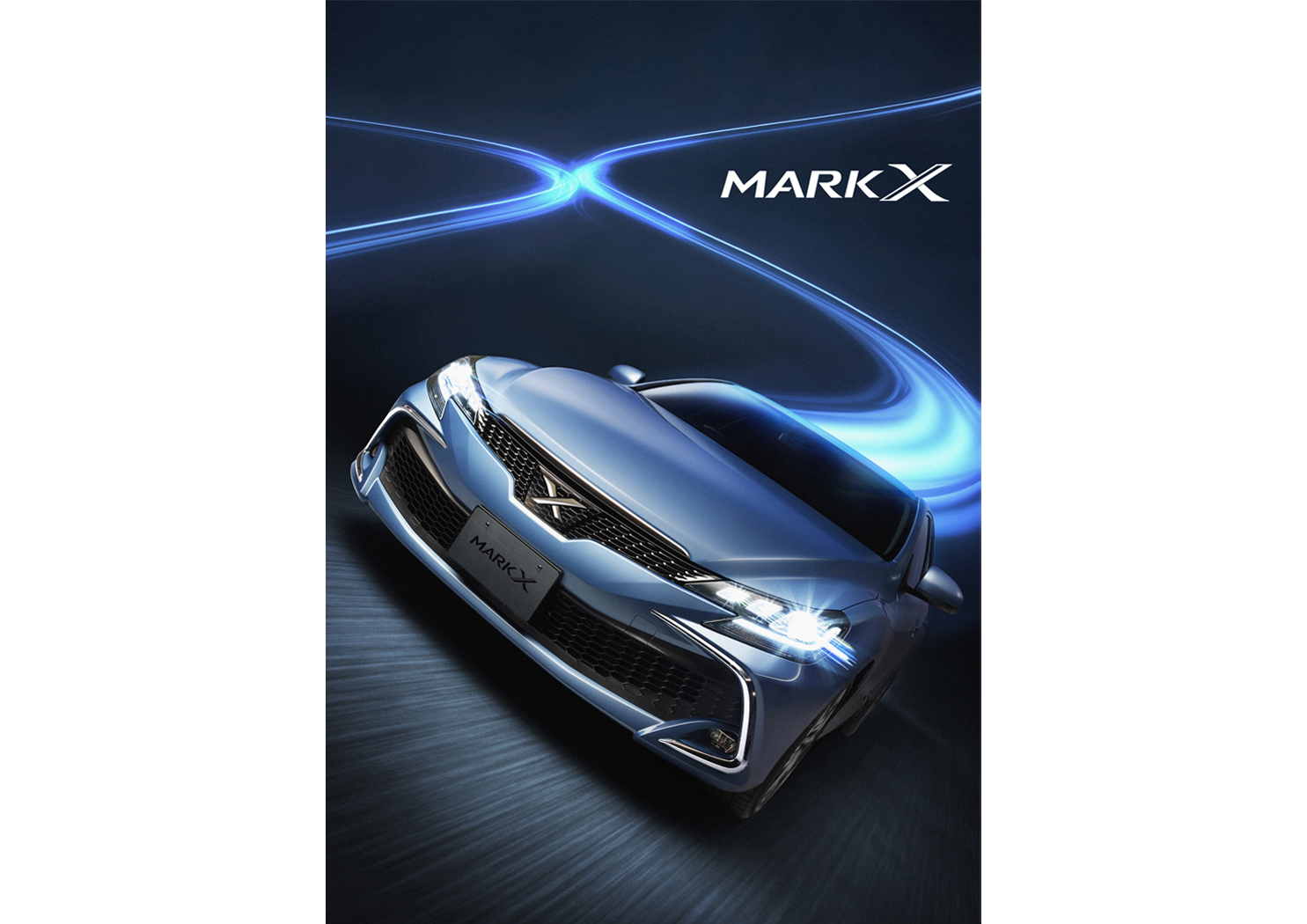 TOYOTA MARK X  catalog