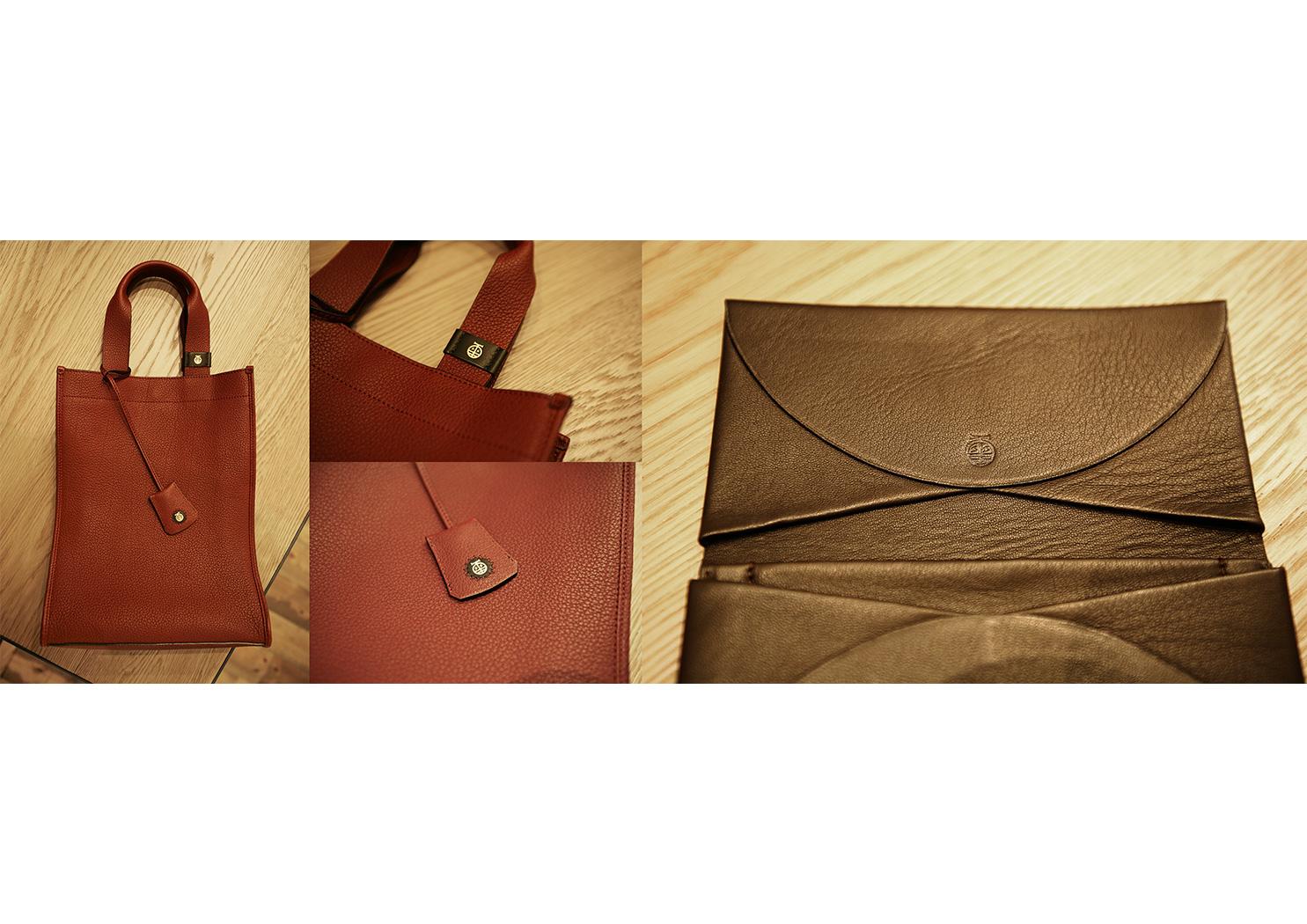 Raita Koizumi Office Bag & Wallet