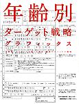 年鑑別ターゲット戦略グラフィックス 2009.6 掲載