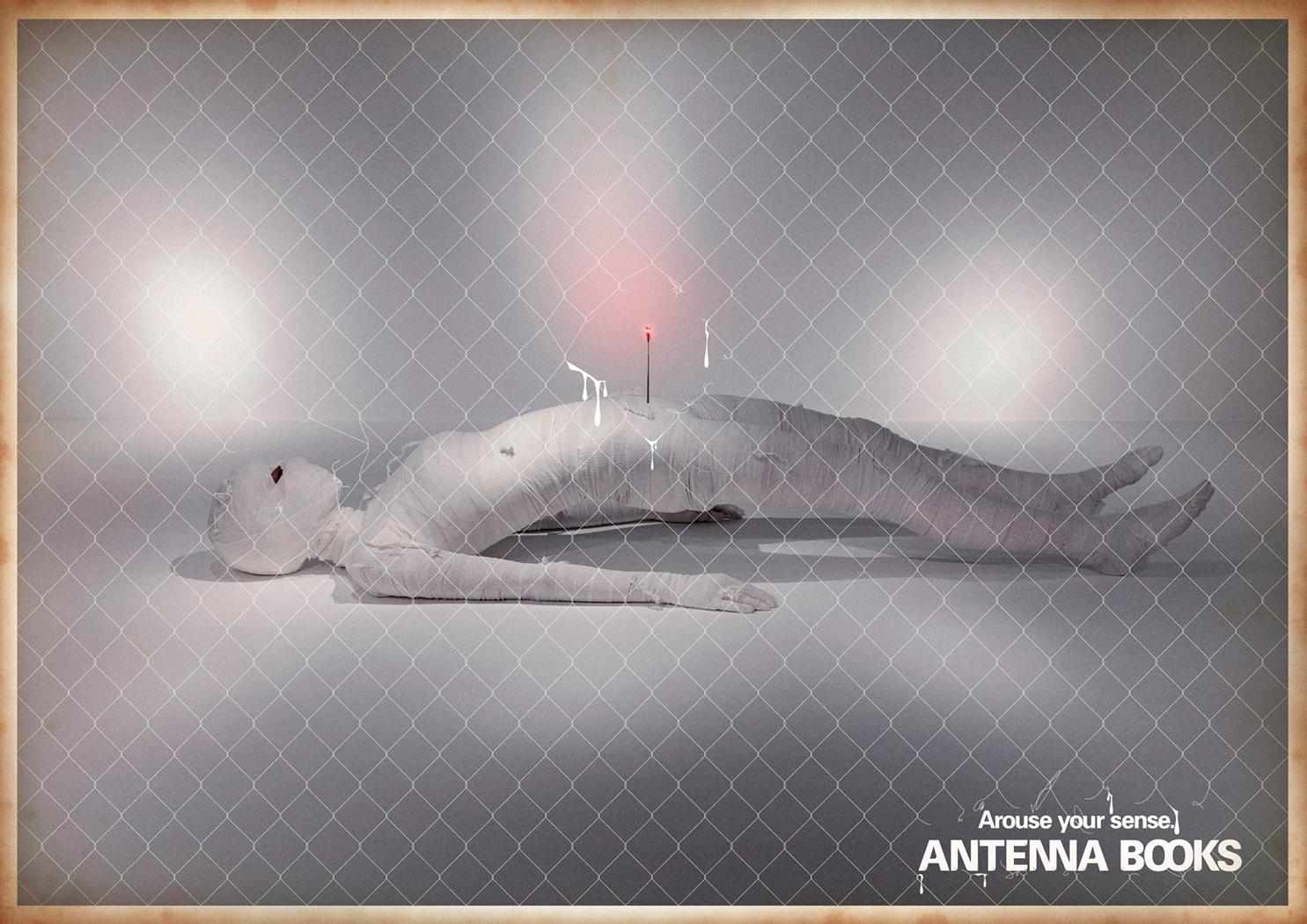 Antenna Books Business Card
