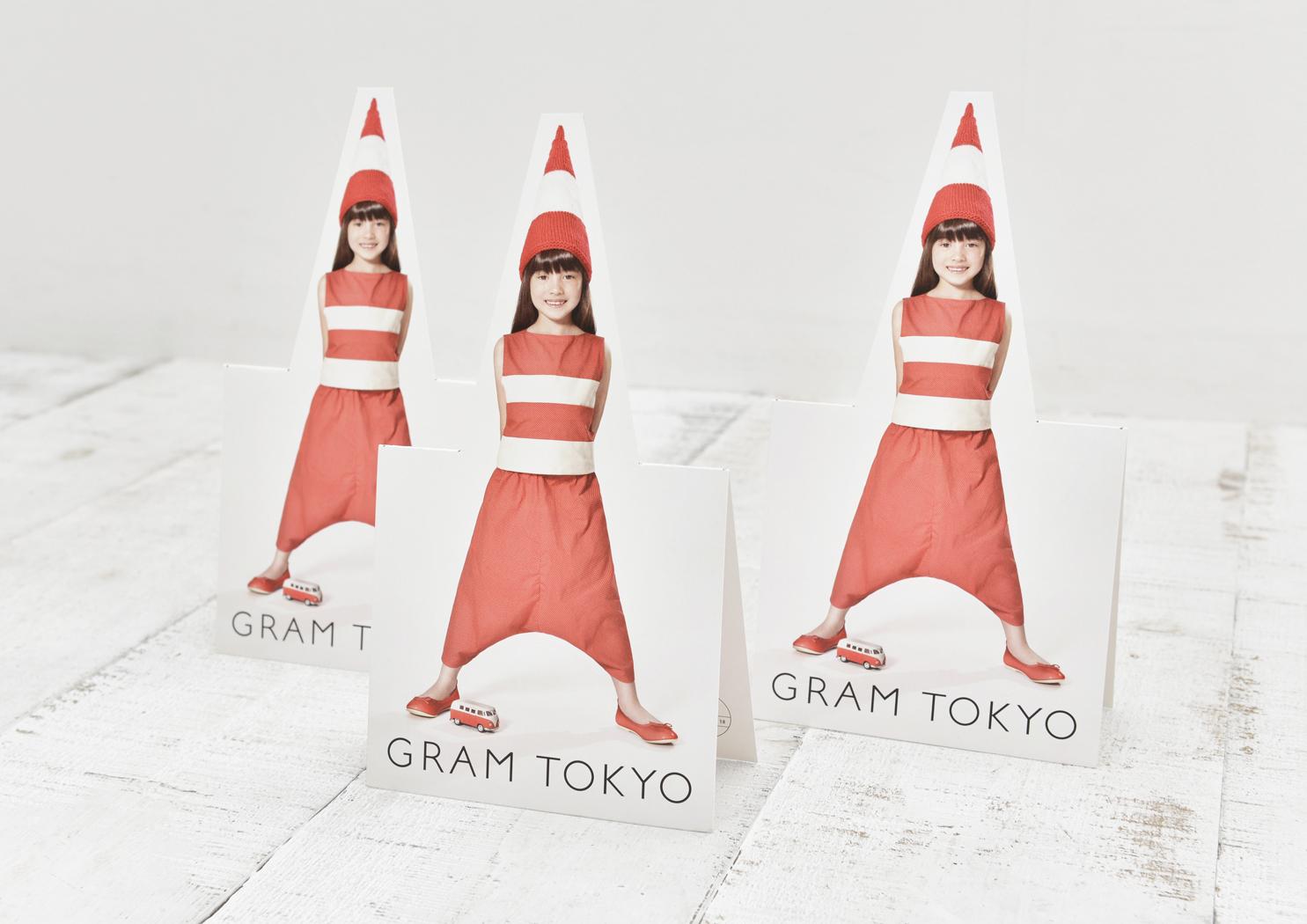 GRAM TOKYO dm