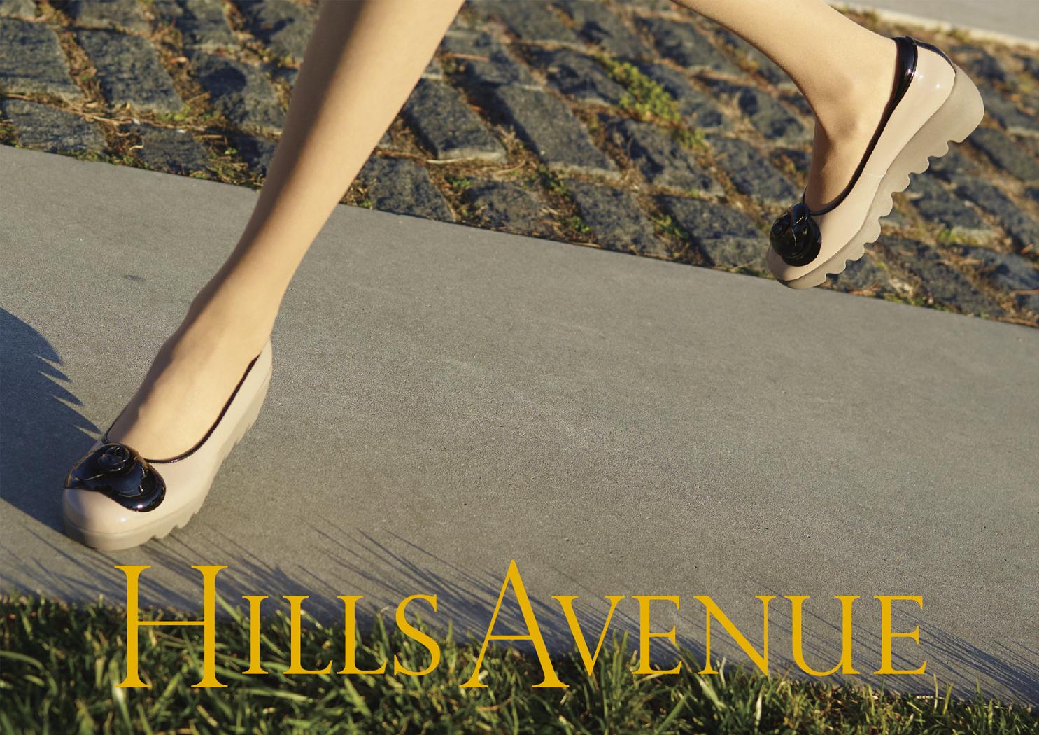 HILLS AVENUE  poster