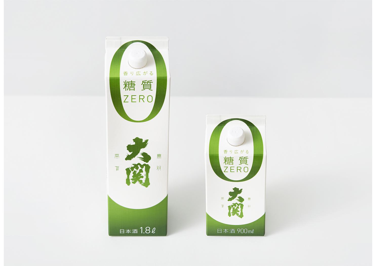 OZEKI Toshitsu Zero package