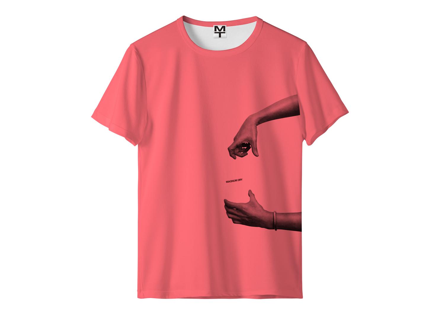 Suntory MAGNUMDRY T-shirt