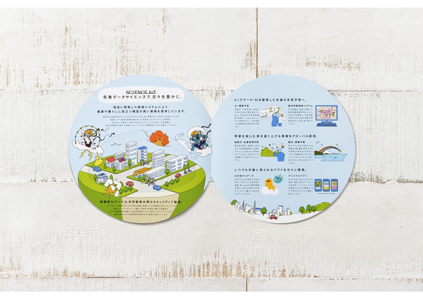 Nihonkisyo company brochure