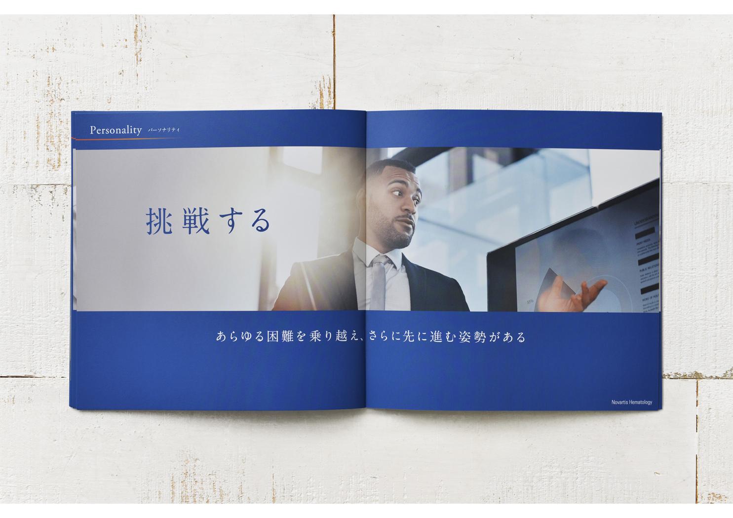 "NOVARTIS ""Novartis Hematology"" pamphlet"